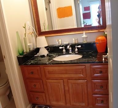Alameda Bathroom Remodel (before)