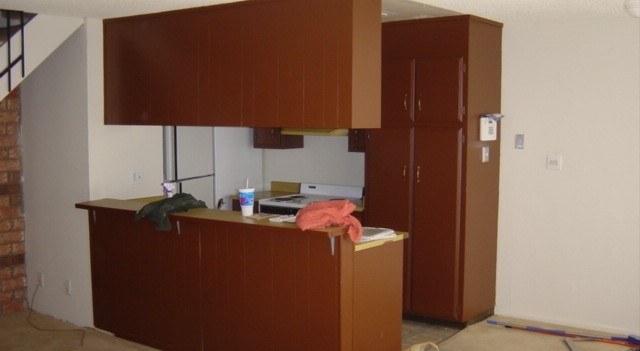 Antioch Kitchen Remodel (before)