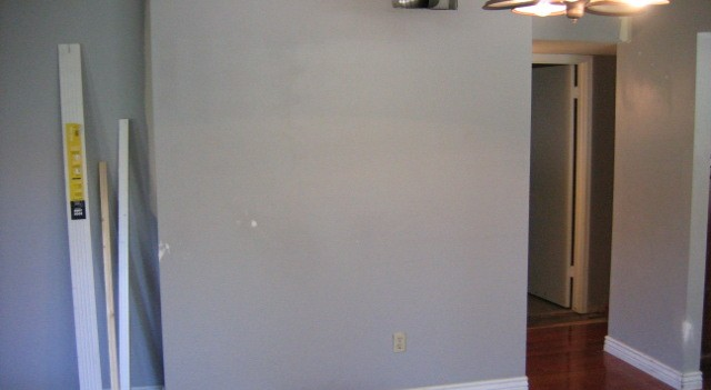 Foreclosure Paint and Floor Repair (before)