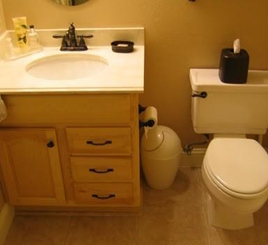 San Ramon Bathroom Remodel (after)