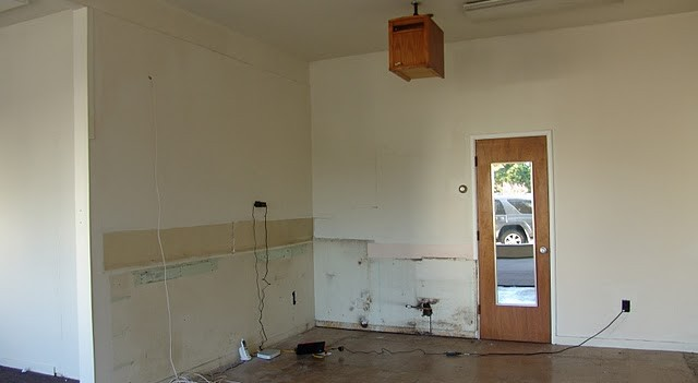Walnut Creek Commercial Remodel (before)