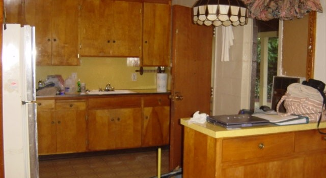 Walnut Creek Kitchen Remodel (before)